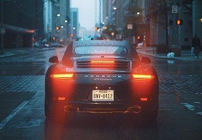 La couleur de voiture la plus à la mode de 2020